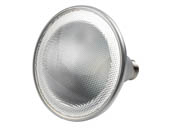 Satco Products, Inc. S29448 15PAR38/LED/40'/940/120V Satco Dimmable 15W 4000K 40° PAR38 LED Bulb, Outdoor and Enclosed Fixture Rated
