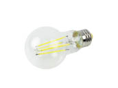 TCP RFLA19Y Non-Dimmable 8 Watt Yellow A19 Filament LED Bulb