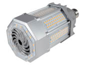 Light Efficient Design LED-8024E40-G7 250 Watt Equivalent, 45 Watt 4000K LED Corn Bulb, Ballast Bypass, E26 Base