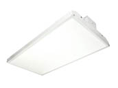 Overdrive 801 L110HBL24DIM/50K Dimmable 110 Watt, 120-277V LED High Bay Fixture, 12000 Lumens, 5000K