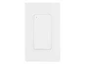 Satco Products, Inc. S11267 SF/ON-OFF/WALL/WHITE Satco Starfish Smart Technology On/Off Wall Switch, White Finish