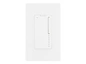 Satco Products, Inc. S11268 SF/DIM/WALL/WHITE Satco Starfish Smart Technology Wall Dimmer, White Finish