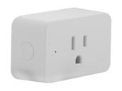 Satco Products, Inc. S11266 15A/SMART-PLUG/SF Satco Starfish WiFi Smart Wireless 15 Amp Plug-In Outlet