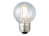 Archipelago Lighting A-LTG165C50024MB LTG165C50024MB Dimmable 4.5W 2400K G-16.5 Filament LED Bulb, Enclosed Fixture and Outdoor Rated