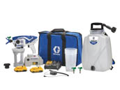 Graco 20A243 SaniSpray HP 20 ProPack SaniSpray HP 20 Cordless Electrostatic ProPack 3-1 Disinfectant System