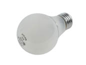 Philips Lighting 300384 60A/TF (120V) Philips 60 Watt, 120V Frosted Silicone Coated A-19 Incandescent Bulb