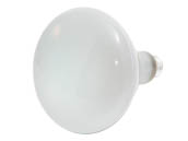 Philips Lighting 225375 65BR/FL60 (130V) Philips 65W 130V BR40 Frosted Reflector Flood E26 Base