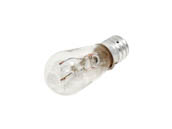 Philips Lighting 248351 6S6 (120-130V) Philips 6W 120V to 130V S6 Clear Sign E12 Base