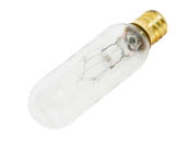 Philips Lighting 248153 15T6 (140-150V) Philips 15W 140-150V T6 Clear Tube E12 Base