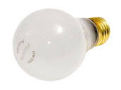 Bulbrite 120040 40A/220 (220V) 40W 220V A19 Frosted (HighVoltage) Bulb, E26 Base
