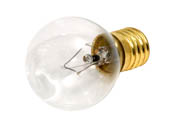 Bulbrite 702140 40S11N/C (120V) 40W 120V S11 Clear Sign Bulb, E17 Base