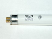 Philips 13W 21in T5 Warm White Fluorescent Tube (Pack of 5)