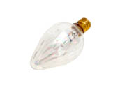 Bulbrite 420125 25F10CL 25W 130V F10 Clear Fiesta Decorative Bulb, E12 Base