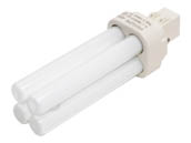 Philips Lighting 383125 PL-C 13W/835/USA/ALTO (2-Pin) Philips 13W 2 Pin GX232 Neutral White Double Twin Tube USA CFL Bulb