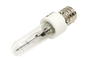 Bulbrite 40W 120V T3 Clear Chroma Bulb, E12 Base