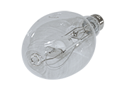 Plusrite 400W Clear ED37 Cool White Metal Halide Bulb