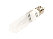 Bulbrite 100W 120V T4 Frosted Halogen Mini Can Bulb