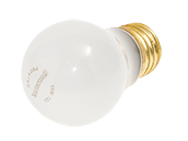 Bulbrite 15W 12V A15 Frosted Bulb, E26 Base (Pack of 2)