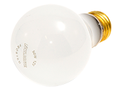 Bulbrite 50W 12V A19 Frosted Bulb, E26 Base (Pack of 2)
