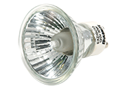 Bulbrite 50W 120V MR16 Halogen Narrow Flood EXZ Bulb