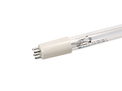 Philips 75W 33.5in T5 TUV Germicidal Fluorescent Tube (Pack of 4)