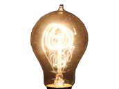 Bulbrite 40W 120V A19 Nostalgic Decorative Bulb, E26 Base