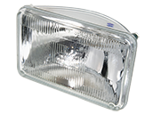 Philips H4651 Standard Sealed Beam Auto Headlight