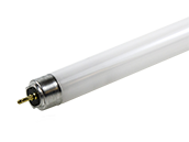 Ushio 35W 58in T5 Neutral White Fluorescent Tube (Pack of 5)