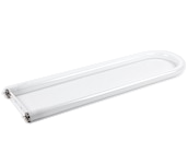 Ushio 28W 22.5in T8 Cool White UBent Fluorescent Tube (Pack of 4)