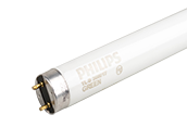 Philips 36W 48in T8 Green Fluorescent Tube (Pack of 4)