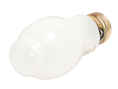 150 Watt, 120 Volt BT15 Halogen Safety Coated Soft White Bulb. WARNING:  THIS BULB IS NOT TO BE USED NEAR LIVE BIRDS.