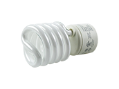 TCP 27W Warm White GU24 Spiral CFL Bulb