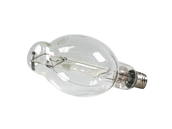 Plusrite 750W Clear BT37 Cool White Metal Halide Bulb