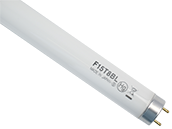 Ushio 15W 18in T8 Black Light Fluorescent Tube