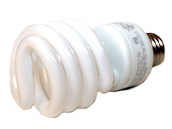 TCP 23W Neutral White CFL Bulb, E26 Base