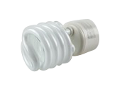 TCP 32W Warm White GU24 Spiral CFL Bulb