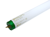 Philips 15W 18in T8 Daylight White Fluorescent Tube (Pack of 5)
