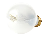 Bulbrite 29, 43, 72W 120V 3Way Halogen A19 Soft White Bulb