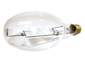 Philips 400W Clear ED37 Cool White Metal Halide Bulb