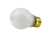 Bulbrite 40W 130V A15 Safety Coated Appliance Bulb, E26 Base