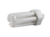 Bulbrite 18W 4 Pin GX24q2 Neutral White Triple Twin Tube CFL Bulb