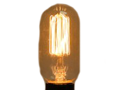 Bulbrite 40W 120V T14 Antique Decorative Bulb, E26 Base