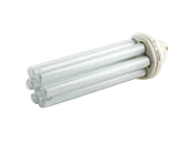 Philips 42W 4 Pin GX24q4 Cool White Long Triple Twin Tube CFL Bulb