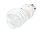 TCP 14W Daylight White CFL Bulb, E26 Base