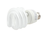 TCP 19W Daylight White CFL Bulb, E26 Base