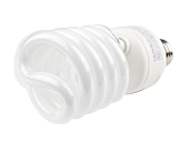 TCP 27W Neutral White CFL Bulb, E26 Base