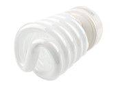 TCP 42W CoolWhite Spiral CFL Bulb, E26 Base