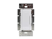 Lutron Maestro 150W, 120V LED/CFL Rocker Dimmer and Tap On/Off 3-Way Switch, White
