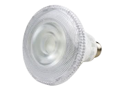 TCP Dimmable 13.5W 3000K 25° PAR30L LED Bulb, Wet Rated