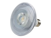 TCP Dimmable 10W 2700K 40° PAR30S LED Bulb, Wet Rated